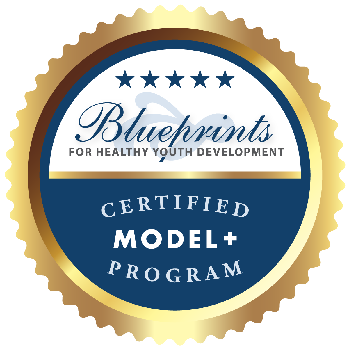 Certification image for Model Plus programs